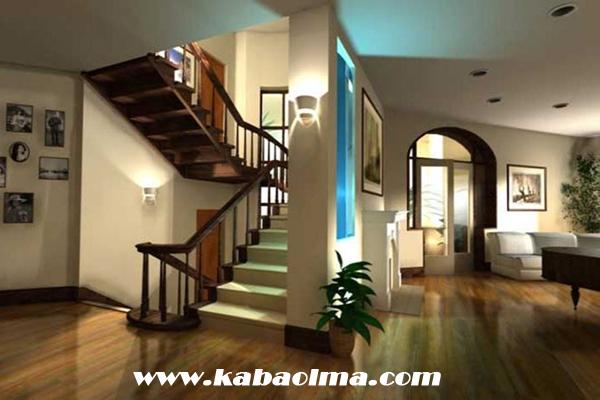 evi daha büüyk gösterme, ev nasıl büyük görünür, bir evi büyük göstermenin yolları